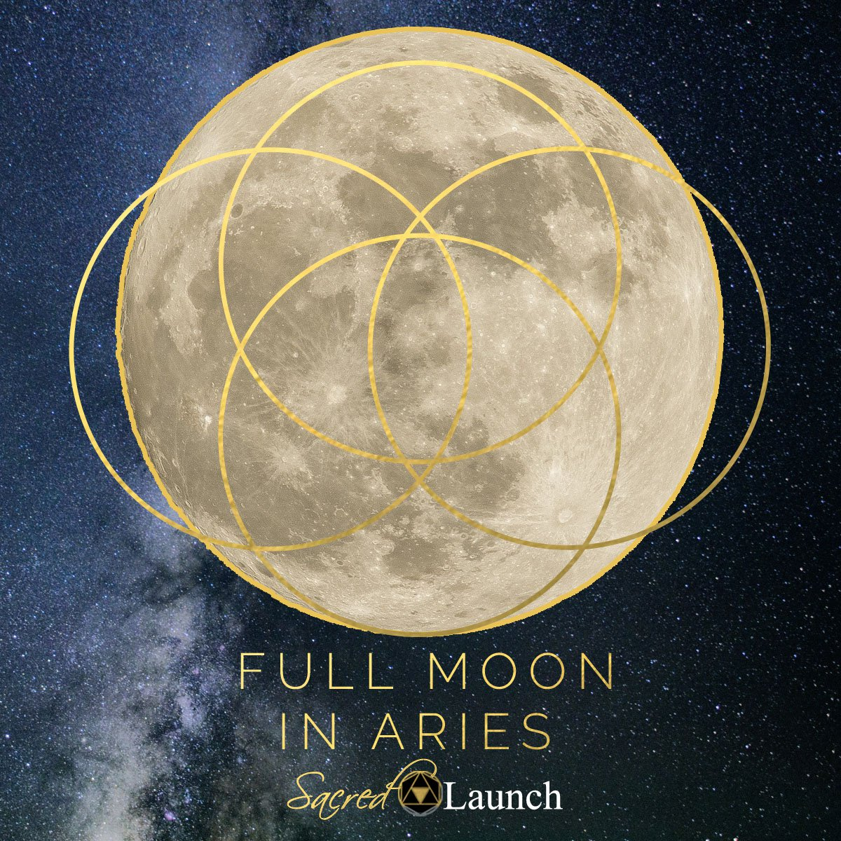 Full Moon In Aries – Productivity Powerhouse